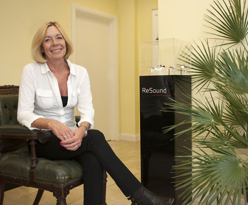 Angie McConnell Hearing Aid Audiologist Ferring Hearing Centre, Worthing, West Sussex