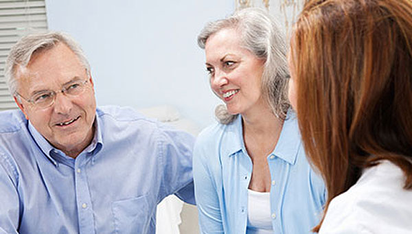 Hearing aid aftercare service and check-ups
