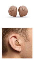HS Hearing Aid Half Shell