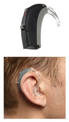 Power Hearing Aid High power hearing aid