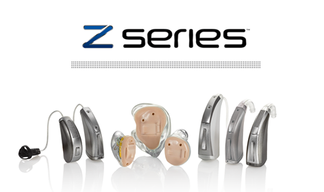 Starkey Hearing Aids Z Series