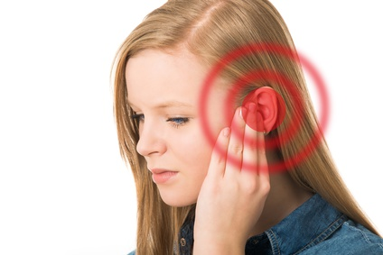 Tinnitus ringing in the ears