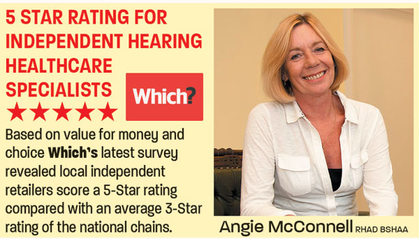 Which 5 Star independent hearing centre specialists