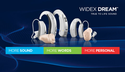 Widex Dream Hearing Aids